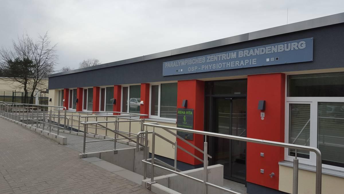 Paralympischen Zentrum Cottbus